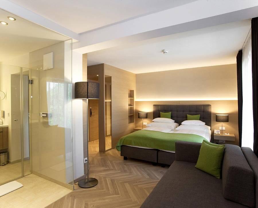 Wohlf hlzimmer im 4 sterne hotel ammerhauser bei salzburg for Hotel mit familienzimmer